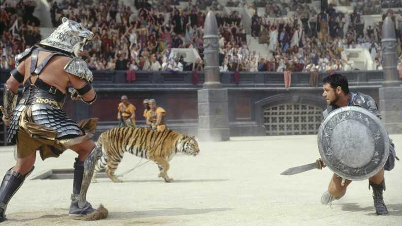gladiator rekomendasi film kolosal terbaik