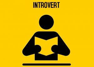 apa itu tanda tanda ciri ciri introvert